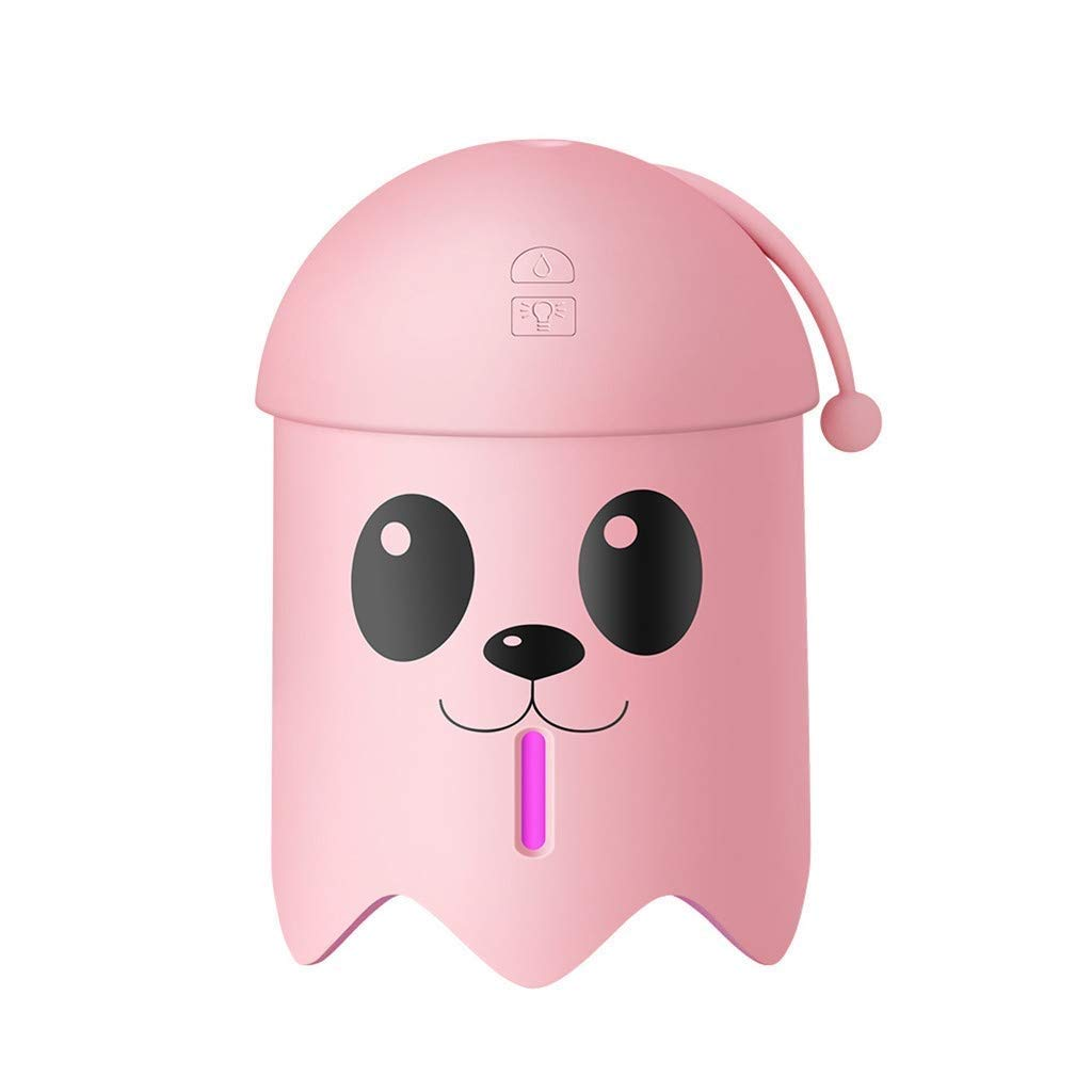 LC_Kwn Bear, Sprouted Bean Humidifier, Small and Lightweight, Take It Wherever You Go Car Humidifier (类别-Category : Sprouted Bean)