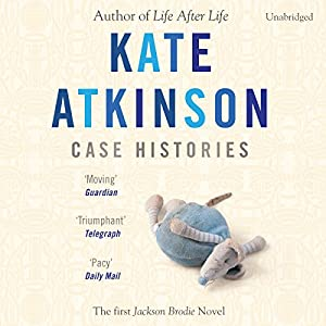 Case Histories | Livre audio