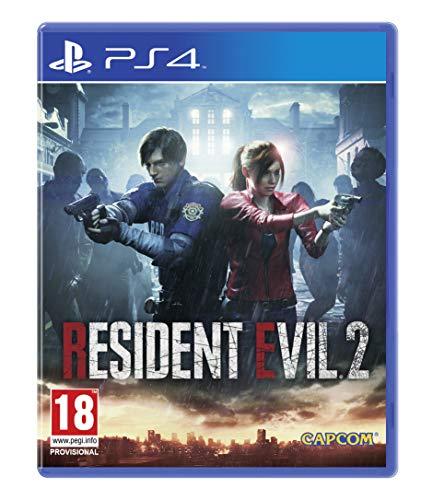 Resident Evil 2 (PS4) (Pc Games Resident Evil)