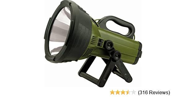 Amazon.com: Cyclops C18MIL Thor X Colossus 18 Million Candle Power Rechargable Halogen Spotlight: Industrial & Scientific