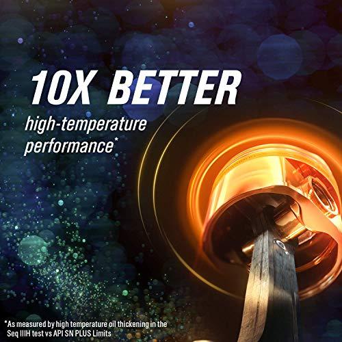 Castrol 152D8E Edge Extended Performance 5W-30 Advanced Full Synthetic Motor Oil, 1 Quart, 6 Pack