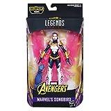 Marvel Legends Series Avengers Infinity War 6-inch Marvel's Songbird