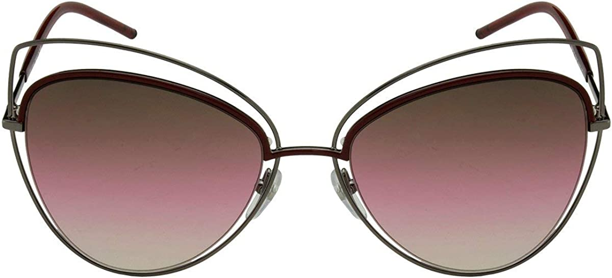 recognized brands new images of great quality Amazon.com: Marc Jacobs 8/S Sunglasses Dark Ruthenium/Brown Mirror ...