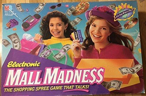 - Electronic Mall Madness (Blue Box - 1996)