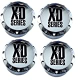 xd series badlands - KMC XD Series Set (4pcs) KMC XD Chrome Center Caps 5. 25