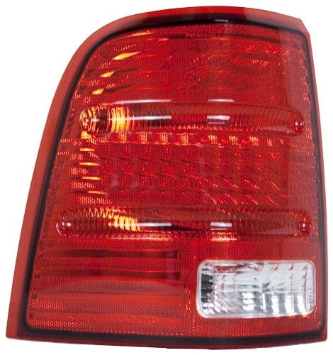 (OE Replacement Ford Explorer Driver Side Taillight Assembly (Partslink Number FO2800159))