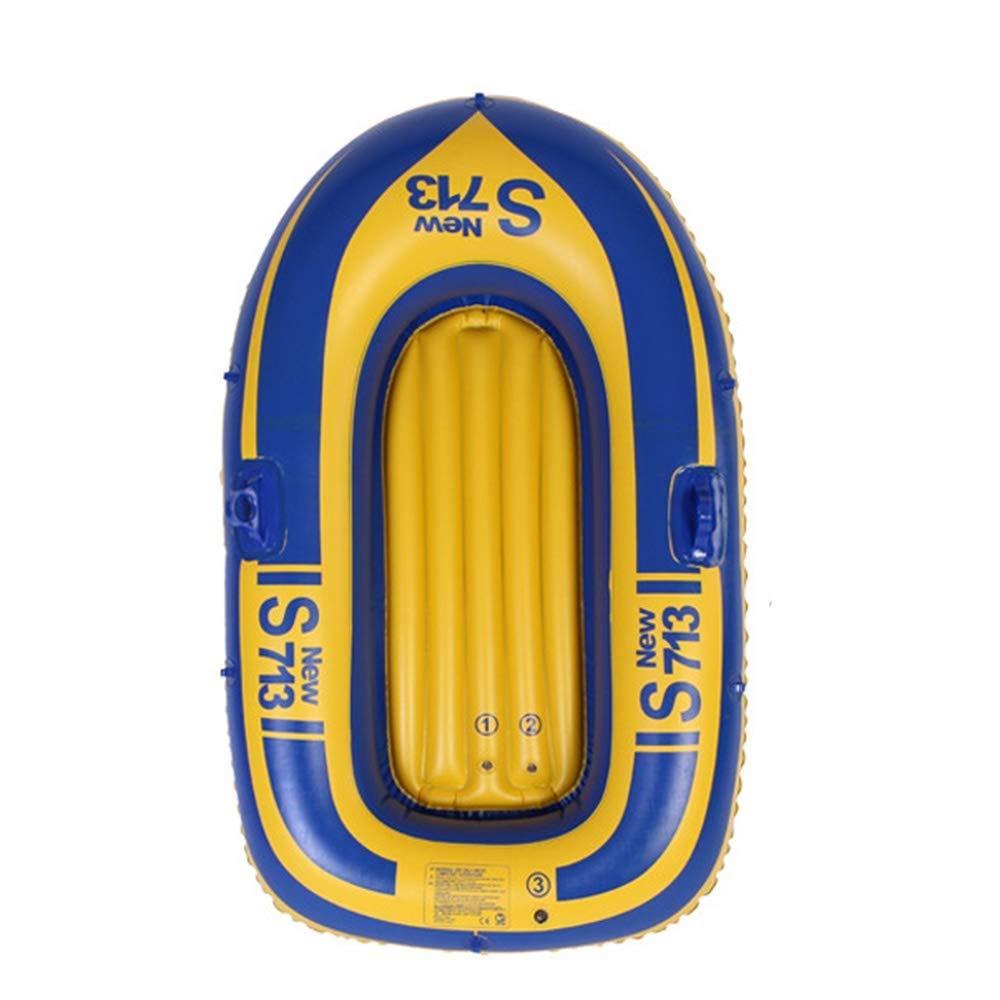 SS Boat Kayak 1 Persona Kayak Bote Inflable Grueso ...