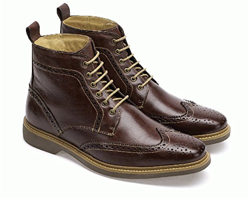 Smooth Coffee Boots Co Nova Up amp; Anatomic Lace wq8T77