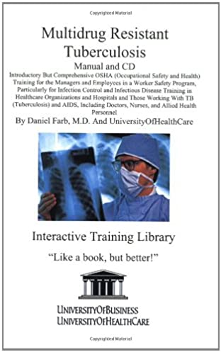 multidrug resistant tuberculosis manual and cd introductory but rh amazon com Apple App Manual Safety Program Iipp