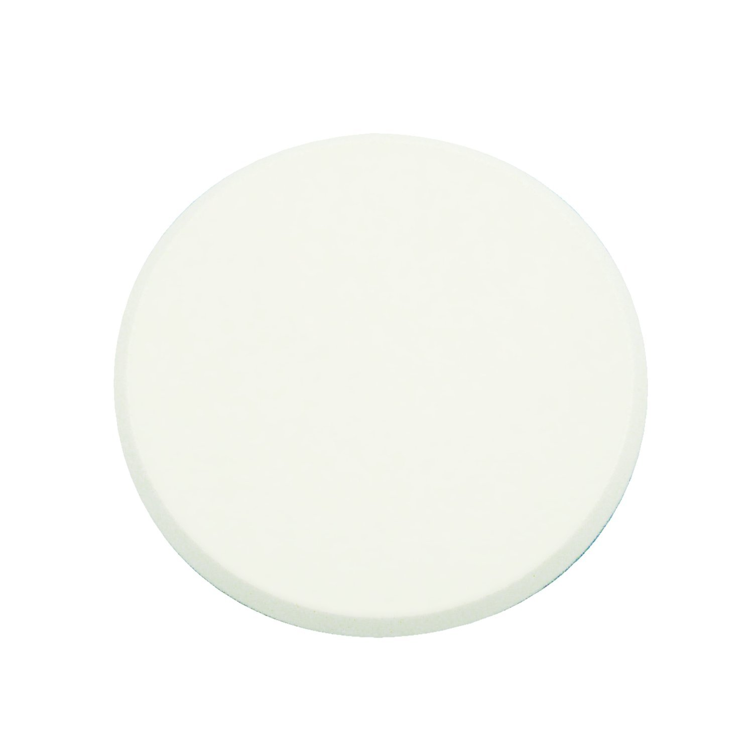 Prime-Line Products MP9270 Wall Protector, 3-1/4 in, Smooth Surface, Rigid Vinyl, White, Self-Adhesive Backing, Pack of 5