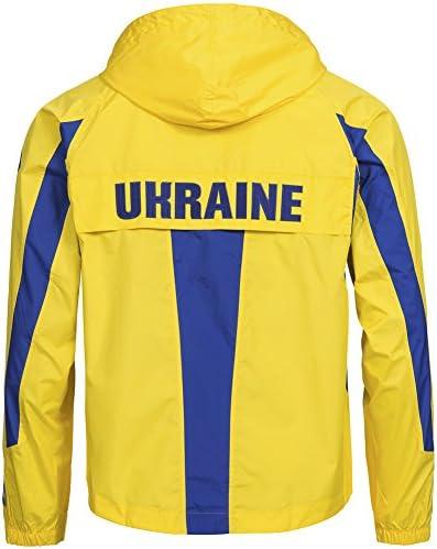 Nike Ukraine Herren Jacke 203634 710: : Bekleidung