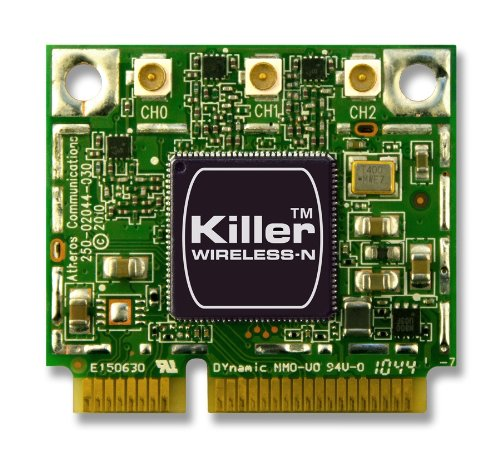 Qualcomm Killer Wireless-N 1103 Network Adapter WLAN Drivers for Windows XP