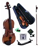 D\'Luca CAD01 Orchestral Series Violin Outfit - 1/8