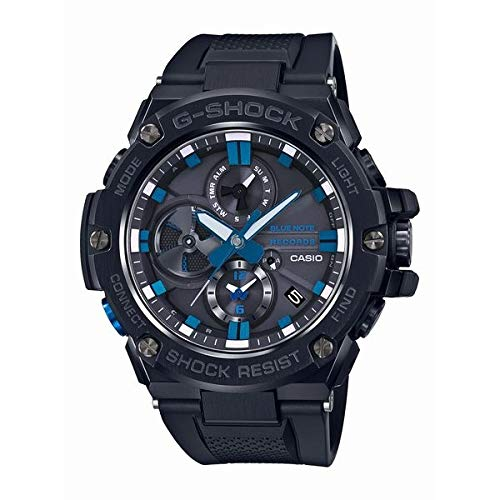 CASIO G-SHOCK G-Steel Blue Note Records GST-B100BNR-1AJR Mens Japan Import