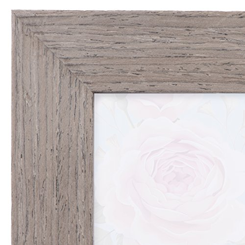 11x17 Picture Frame Walnut Wood - Poster Frames by EcoHome