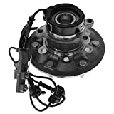 #10: Front Wheel Hub & Bearing Driver Side 4x4 4WD w/ ABS for Colorado Canyon