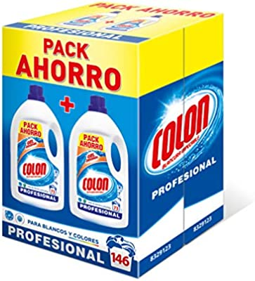 Colon Gel Original - Detergente para lavadora profesional ...