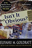img - for Isn't It Obvious? Revised book / textbook / text book