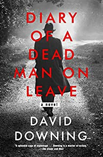 Book Cover: Diary of a Dead Man on Leave