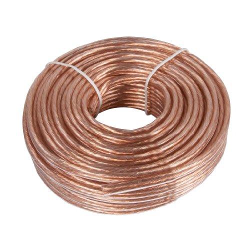 (AmerTac - Zenith AS105016C 16 AWG Speaker Wire 50 Feet)