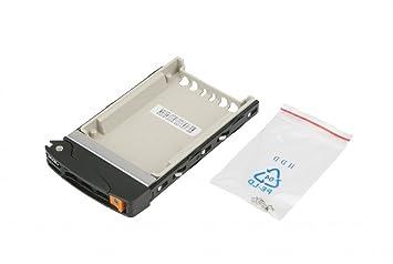 Supermicro MCP-220-00127-0B Carcasa de Disco Duro/SSD 2.5