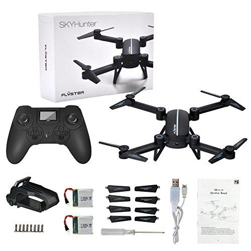Kingtoys Cielo cazador RC Drone con WiFi 720P HD cámara de vídeo ...