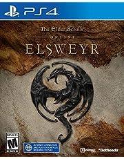 The Elder Scrolls Online Elsweyr PlayStation 4