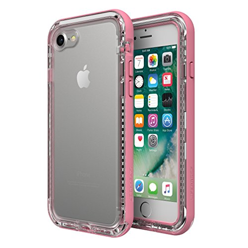 LifeProof Next Case for iPhone 8 and iPhone 7 - CACTUS ROSE (CLEAR / DESERT ()