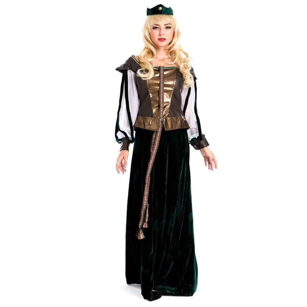 Olydmsky karnevalskostüme Damen Gericht Kostüm Cosplay filmkostüm Halloweenspiel Cosplay Kostüm Party Kostüm