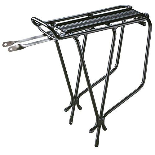 Topeak Super Tourist Tubular Rack ohne Federklappe MTX Gepäckträger Fahrrad Tasche Halterung, 15100013