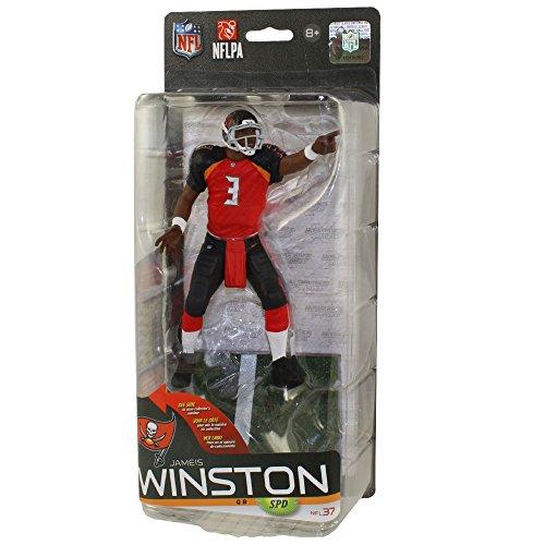 McFarlane Toys NFL Series 37 Jameis Winston Action Figure