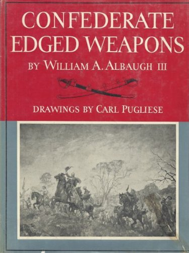 Confederate edged weapons