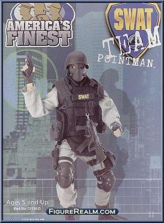 21ST Century Toys 1:6 Scale SWAT Team Pointman