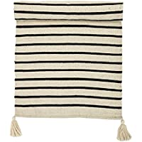 Bloomingville Cotton Rug with Stripes