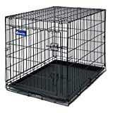 Aspen Pet Wire Home Training Dog Kennel, 38″W x 25″D x 28″H For Sale