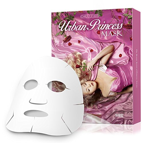 Advanced-Dermatology-Korean-Skin-Care--Princess-Sheet-Mask-Face-Tightening-Whitening-and-Hydration-Solution-for-Dry-Sun-Damaged-Skin-Not-Watered-Down