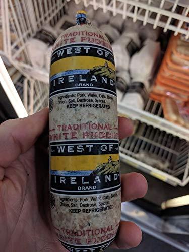 West of Ireland White Pudding 8 Oz (6 Pack)