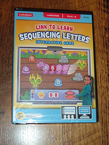 Link To Learn Sequencing Letters Interactive Game ()