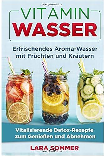 Vitamin Wasser Erfrischendes Aroma Wasser Mit Fruchten Und Krautern