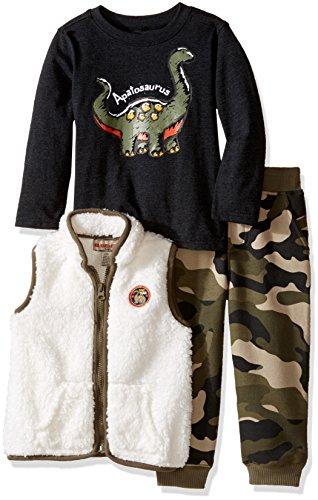 Fleece Baby Fleece Vest - 1