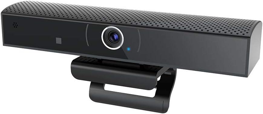 Cámara Web HD 1080P, TV Box con Camear, Android 6.0 Smart TV Box, ángulo de visión Amplio, micrófono Incorporado, grabación de videollamadas Cámara de videoconferencia para Skype, Youtube, Facebook: Amazon.es: Hogar