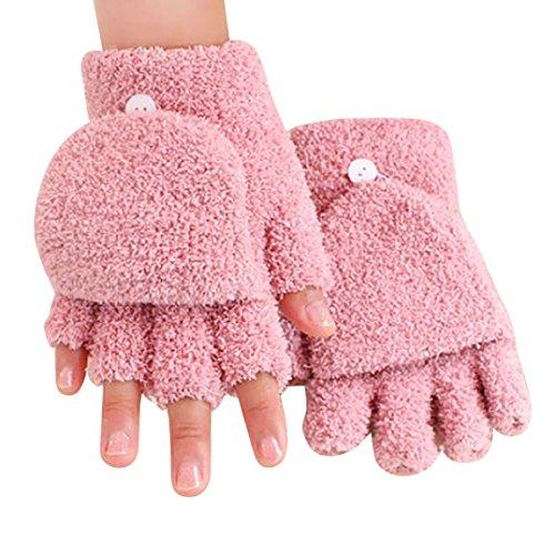 Women's Knitted Fingerless...