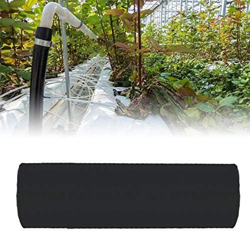 パイプ断熱材自己接着10mm、家庭用キッチンパイプの保護のためのダクト断熱綿接着剤パイプラップ
