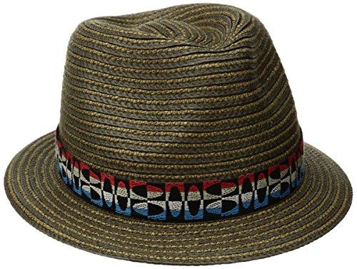 Ethan Design (PISTIL Designs Men's Ethan Hat, Cinder, One Size)