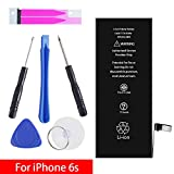 Best I Phone 6 Batteries - GOGO Roadless iPhone 6S Battery Replacement Kit, Complete Review