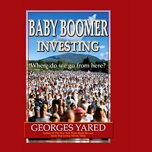 Baby Boomer Investing Audiobook