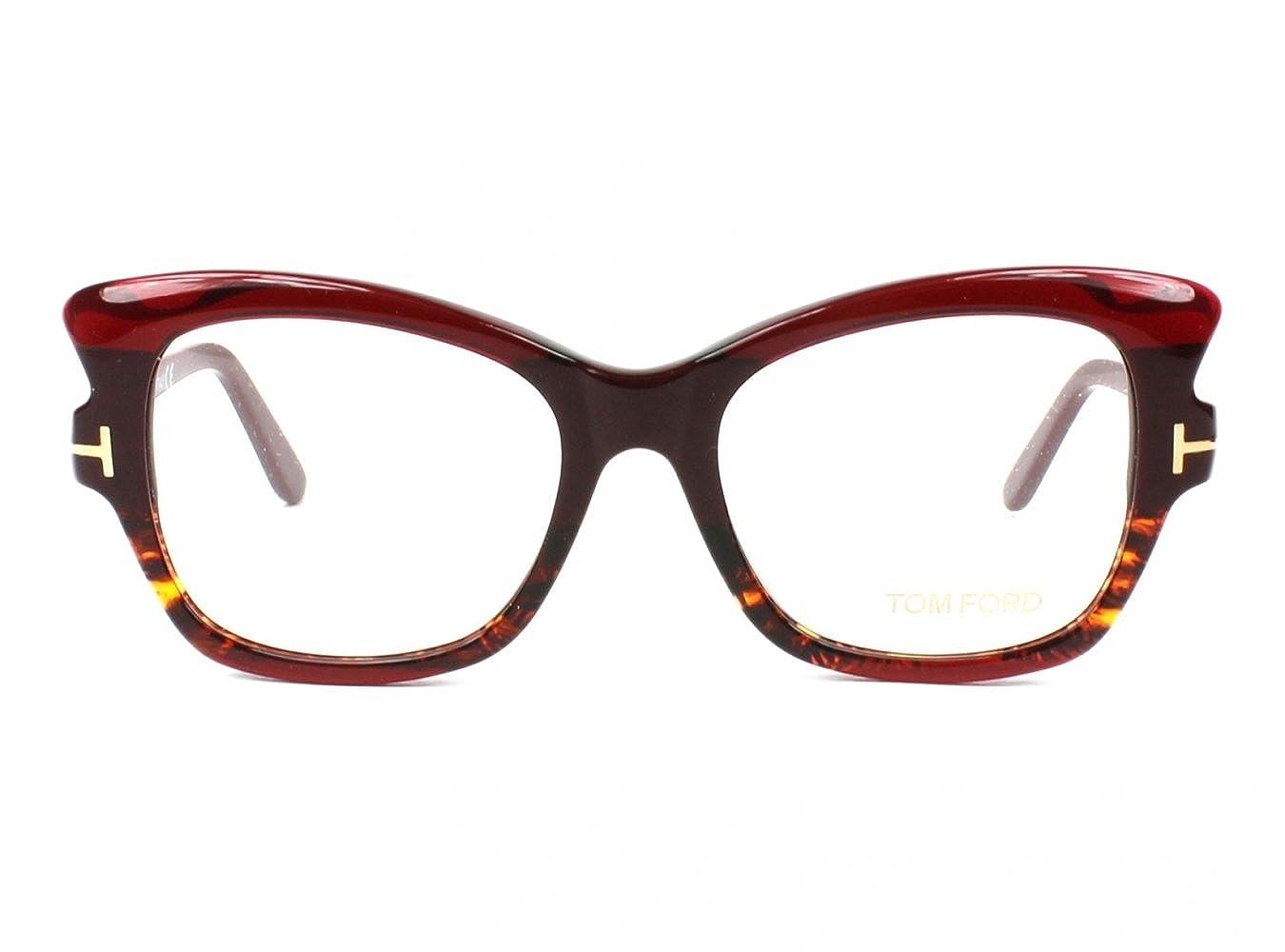34373dffdf02 Amazon.com: Tom Ford FT4268 020 RX Eyeglasses,Size:51: Clothing