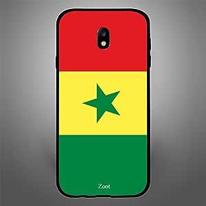 Samsung Galaxy J7 2017 Sengal Flag, Zoot Designer Phone Covers