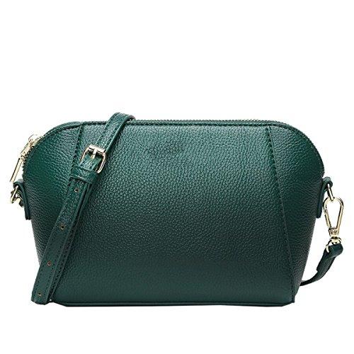 La Sra Yy.f Bolsa De Hombro Bolsos De La Cremallera Bolsas De Hombro Del Diseñador De Las Mujeres Bolsos De Mano Bolso De Las Señoras Multicolor Green