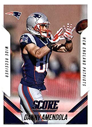 the latest 88bee ffe55 Amazon.com: 2015 Panini Score #76 Danny Amendola NM-MT New ...